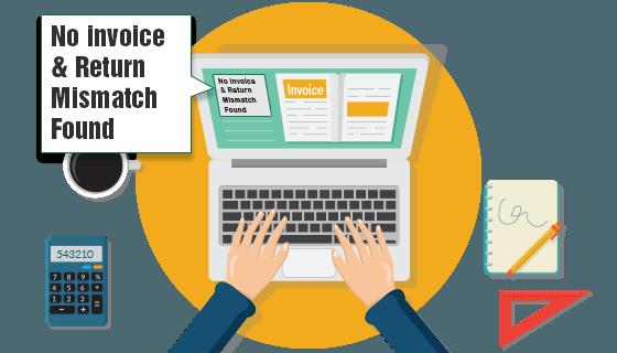 GST Invoice Mismatches