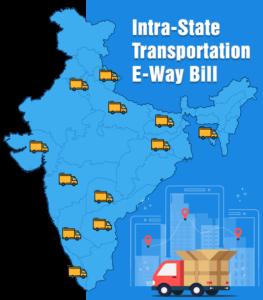 intra state e-way bill