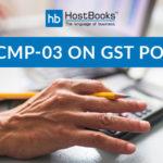 file CMP-03 on GST portal