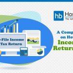 online Income Tax Return Filing