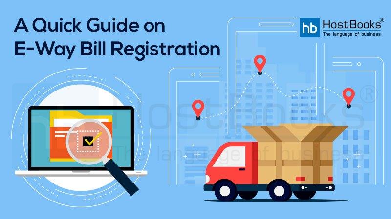 E Way Bill Registration