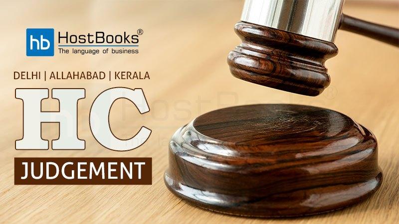 GST HC Judgement